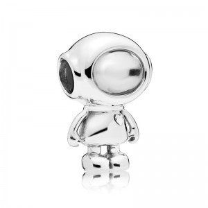925 Sterling Silver Cosmo Tommy Charm Bead For Pandora Bracelet