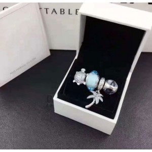 925 Sterling Silver Charm Beads Jewelry Gift Set-Set Two