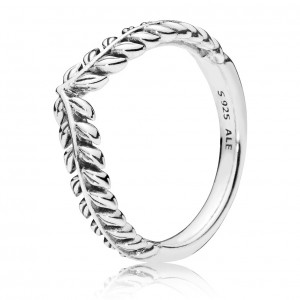 925 Sterling Silver Lively Wish Ring
